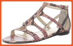 Franco Sarto Women's L-Fava sandal,Rose Snake,6 M US - Sandals for women (*Amazon Partner-Link)