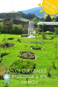 Panama with kids: Los Quetzalez Ecolodge & Spa, Chiriqui via @farflunglands