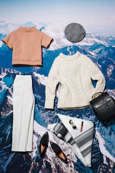 5 stylish travel outfits for the girl who wants to get bumped up to first class