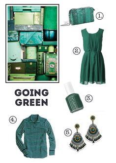 The Steele Maiden: Clip Art Series - Going Green Post