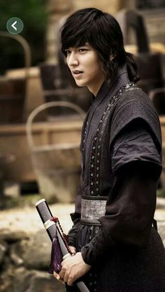 I'm so in love with Lee Min Ho