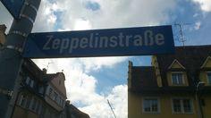 Zeppelinsraße