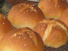 Vodové žemle (fotorecet) - obrázok 10 Hamburger, Pizza, Bread, Vegan, Food, Basket, Brot, Essen, Baking