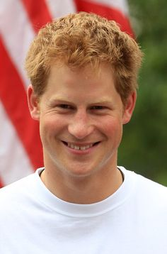 In honor of Prince Harry coming to CT tomorrow