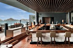 The Cape | A Sunny, Rooftop-y Escape in Cabo San Lucas | National | NTL | Hotel