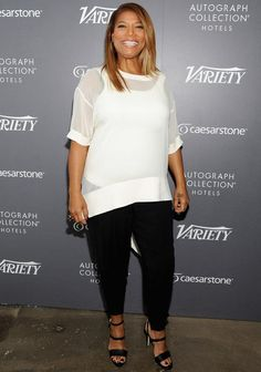 Queen Latifah Sells Her First NJ Mansion