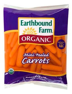 You can get FREE Earthbound Farm Organic Carrots at Walmart.