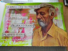 """I added """"CraftyCreations: Journal page"""" to an #inlinkz linkup!http://inkythings.blogspot.co.uk/2015/08/journal-page.html"""