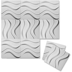 """Give your room extra depth and dimension by adding a unique 3D decorative wall covering.  EnduraWall panels brings your room to life by adding a unique design element that turns an ordinary wall into a focal point.  With dozens of designs to choose from, you can transform your room into a talking point or simply give a boring wall new life by using a design that provides subtle texture.  Higher-quality and more durable than the standard """"fiber"""" wall panels, our EnduraWall panels are not only…"""