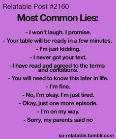 relatable posts for teens | Teen #Quotes Relatable post #2160 YUS! Especially the last one. Lol ...: