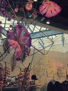 Free People spring 2012 store displays | via the fp blog
