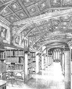 Duke Humphrey's Library
