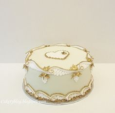 Lambeth cake.