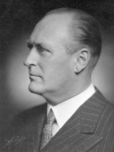 Prince Olav | Crown Prince Olav 1950 (The Royal Court, Archives)