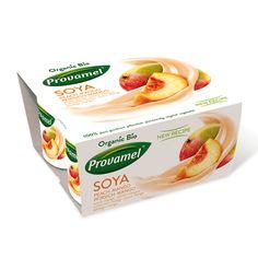 Provamel Fersken-Mango Yoghurt | GO VEGO!