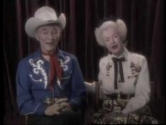 Roy Rogers & Dale Evans Biography - Happy Trails Theatre Feature HOME MO...