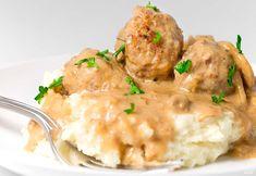 Тефтели в сметанном соусе - Лучшие кулинарные рецепты тефтелей в