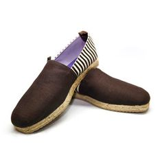 Pamplona Espadrille Men's Stripe now featured on Fab.