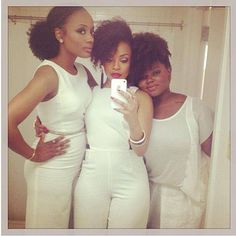 Sistar's in there white, you know we beautiful