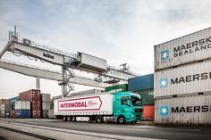 Heinz Schauperl Logistics - Branding on Behance Branding, Brand Identity, Austrian Village, Argo, Right Time, Family Business, Trucks, Behance, Design