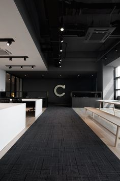 Park Office of the Shanghai-based design studio COORDINATION ASIA