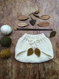 our baby is coming soon! i've been making woolly diaper covers from a pattern found in a vintage book. they are so simple and so...