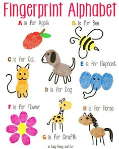 A+ Excellent :  I found the cutest alphabet here! I JUST LOVE IT!...