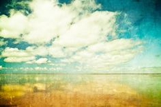 Summer clouds  8x12 Inch Fine Art Photography by MatkirschPhoto, €20.00