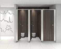 oak toilet cubicle - Google Search