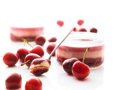 Le cerisier de Gü, au succulentes cerises griottes accompagnées de leur biscuit financier aux amandes