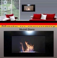 Bio Etanolo Caminetto Modell Diana Deluxe (nero) Costruttore del camino (df-shopping) http://www.amazon.it/dp/B00BMLF77W/ref=cm_sw_r_pi_dp_0OqSwb0D8QYWW