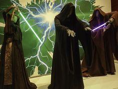 Luminara Unduli and another Jedi Knight battle Darth Sidio… | Flickr
