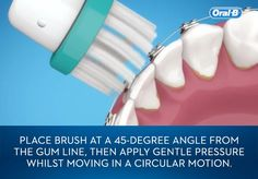 How to Brush Your Teeth and Floss With Braces Oral Motor Activities, Dental Implant Surgery, Emergency Dentist, Dental Bridge, Dental Crowns, Pediatric Dentist, Dental Problems, Best Oral, Braces Tips
