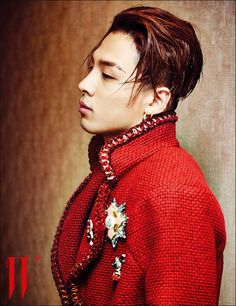 G-DRAGON & TAEYANG - Magazine「W KOREA / 6月号