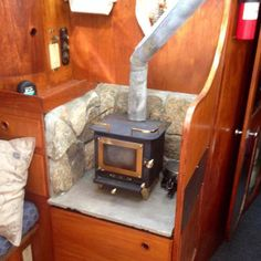 Tiny home wood stove sweet inspiration tiny house interiors and accessories tiny wood stove stove and . tiny home wood stove sweet inspiration Rv Wood Stove, Mini Wood Stove, Wood Stoves, Stove Oven, Small Stove, Rocket Stoves, Wood Burner, Remodeled Campers, Tiny House Living