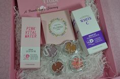 A Bumblebee´s Journey: Etude House - Pink Bird Box March 2016 (Review) #EtudeHouse #Kbeauty