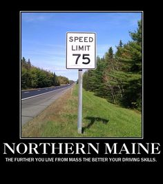 The real reason the speed limit increases after Orono...
