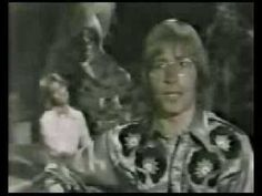 Olivia Newton-John John Denver Fly Away from his Christmas Special 1974