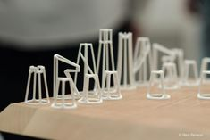If you need a printer that can be tweaked to suit your personal requirements and offers great depth and detail in the print results, the is definitely a front-runner in the best printer under 500 category. Modern Chess Set, Chess Set Unique, 3d Printing Diy, 3d Printing Service, Impression 3d, 3d Chess, Chess Sets, Monochrome, 3d Printed Objects