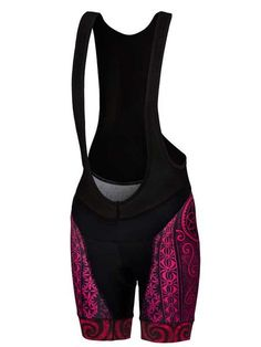 One Tribe Womens Cycling Bib Shorts. Match them with your favourite Cycology cycling jersey. FREE SHIPPING!
