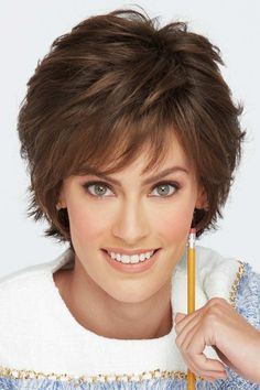 Search results for: 'view id 114841 s voltage elite shadow shades by raquel welch ss eg category - Wilshire Wigs Short Hair With Layers, Short Hair Cuts For Women, Short Hairstyles For Women, Bob Hairstyles, Short Haircuts, Teenage Hairstyles, Short Hair Over 50, Pretty Hairstyles, Wilshire Wigs