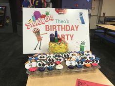 Storybots birthday