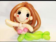 Mermaid Twist Balloon
