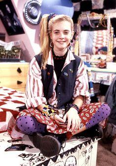 '90s TV Stars: Then & Now: Melissa Joan Hart: Then (Us weekly)