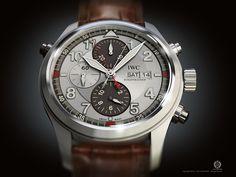 IWC Spitfire Doppelchronograph