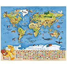Felix Weltkarte Felix Weltkarte Felix Der Hase Weltkarte Karten