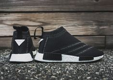Haute qualité Adidas NMD CITY CHAUSSETTE WHITE MOUNTAINEERING NS.17986