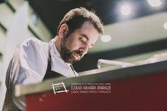 """Josean Merino Del  bar restaurante PerretxiCo de la calleSan Antonio, 3 de Vitoria (T. 945 137221).  Participó en el Campeonato de Euskal Herria de Pintxos con """"Txitxarro Pizarro"""" Obtuvo el Premio a la innovación y la Mención Especial del Jurado. Cómprate un libro de campeonato con todas las recetas y fotos: http://www.campeonatodepintxos.com/tienda/ #Hondarribia #Pintxos #Pinchos #Tapas #Fuenterrabía #Fontarrabie @hondarribiaturi  @euskadipintxos"""