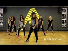 Love this routine! I love helping women build their self esteem and this song is perfect for a fun and easy dance workout. Zumba Workout Videos, Workout Songs, Workout Routines, Cardio Drumming, Refit Revolution, Video Sport, Easy Dance, Scoliosis Exercises, Belly Dancing Classes