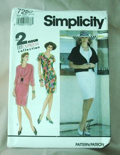 1991 Uncut  The Two Hour Express Collection by lovelylovepatterns, $4.25